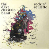 Dave Chastain Band ‎– Rockin' Roulette LP