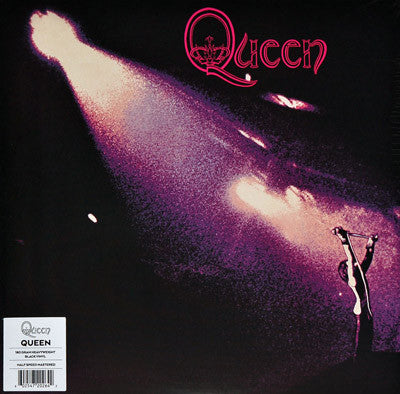 Queen ‎– Queen - LP 2015 Re-Mastered - Sealed