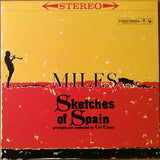 Miles  Davis ‎– Sketches Of Spain - LP