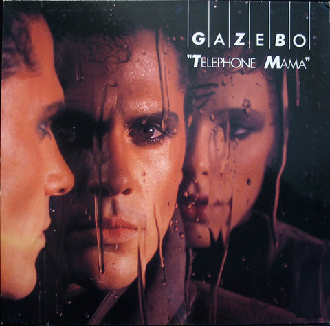 GAZEBO - TELEPHONE MAMA - LP 1984 TURKISH PRESS