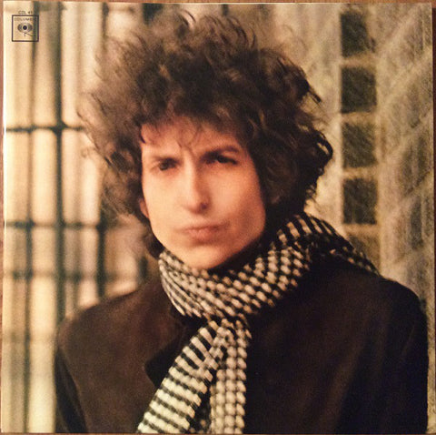 Bob Dylan ‎– Blonde On Blonde - LP 2015