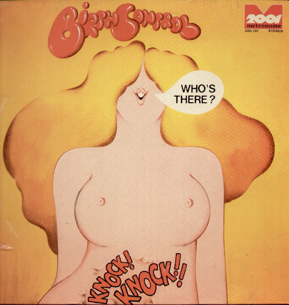 Birth Control - Knock Knock Who's There ? - LP 1973 Germany