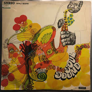 Willie Mitchell ‎– Solid Soul (The Big Soul Sound) - LP 1969 UNIQUE COVER TURKISH PRESS