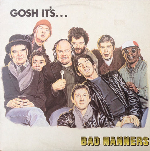 Bad Manners ‎– Gosh It's... LP 1981