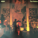 ABBA ‎– The Visitors LP 1981