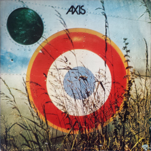 Axis - Axis - LP - 1972 1st Turkish Press