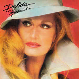 Dalida ‎– Olympia 81- LP 1981 TURKISH PRESS !