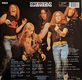 Scorpions ‎– Virgin Killer - LP 1983 Germany Uncensored Cover !