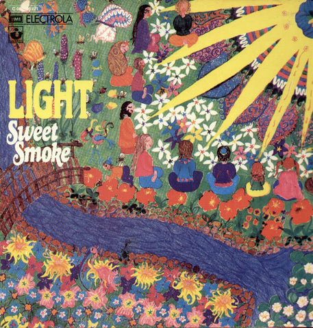 Sweet Smoke - Darkness To Light - LP -1973 German Press