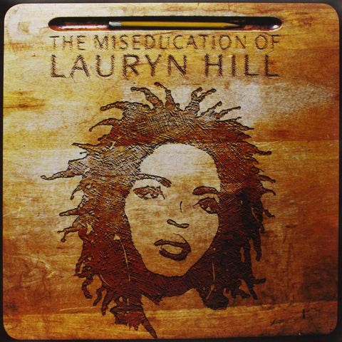 Lauryn Hill ‎– The Miseducation Of Lauryn Hill - LP 2016 Reissue