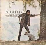Neil Young With Crazy Horse ‎– Everybody Knows This Is Nowhere - LP 1969 US 1st PRESS !!