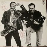 Stan Getz feat. Joao Gilberto - The best of two Worlds - LP 1976