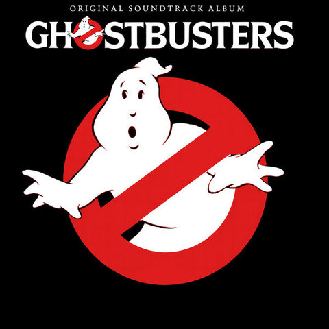 Various ‎– Ghostbusters Original Soundtrack Album - LP 1984