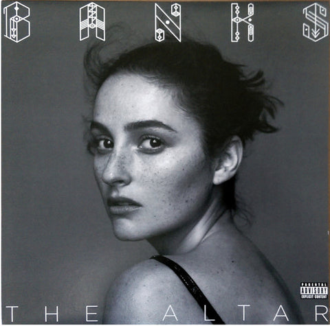 BANKS ‎– The Altar - LP 2016