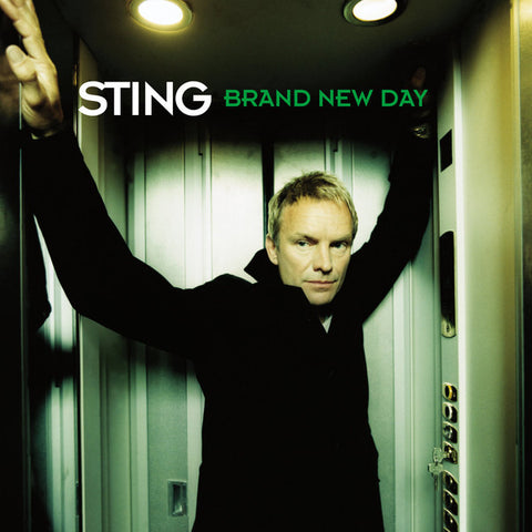 Sting ‎– Brand New Day -  x LP 2016