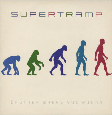 Supertramp ‎– Brother Where You Bound - LP 1985