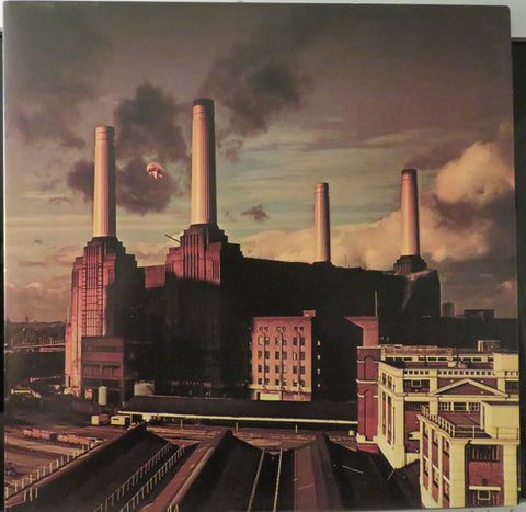 Pink Floyd ‎– Animals - LP 80's Reissue
