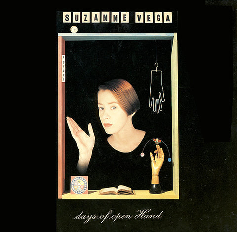Suzanne Vega ‎– Days Of Open Hand - LP 1990