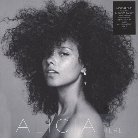 Alicia Keys ‎– Here LP 2017