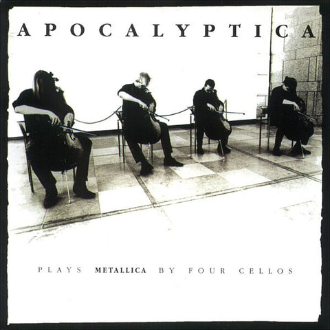 Apocalyptica ‎– Plays Metallica By Four Cellos - LP 1996 1st Press