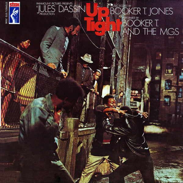 Booker T. & M.G's - Up Tight LP 1969