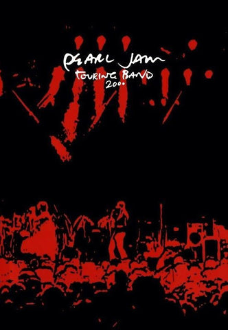 Pearl Jam ‎– Touring Band 2000 - DVD