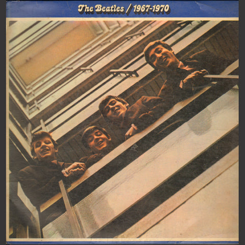 The Beatles ‎– 1967-1970 - LP 1981