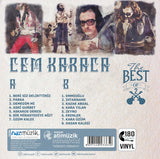 CEM KARACA - THE BEST OF 2 - LP 2020 SIFIR