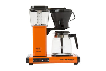 Technivorm Moccomaster: Classic 1.25 Litre with Glass Carafe