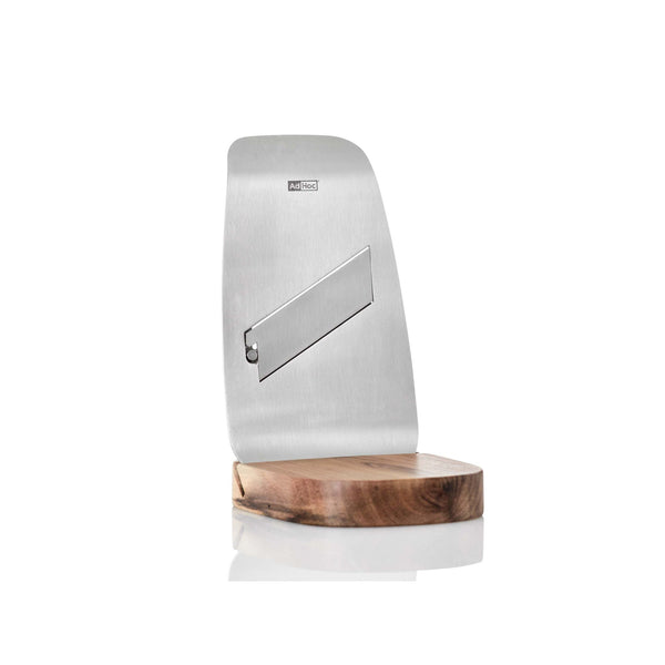 Gourmet Slicer w/Stand in Stainless Steel