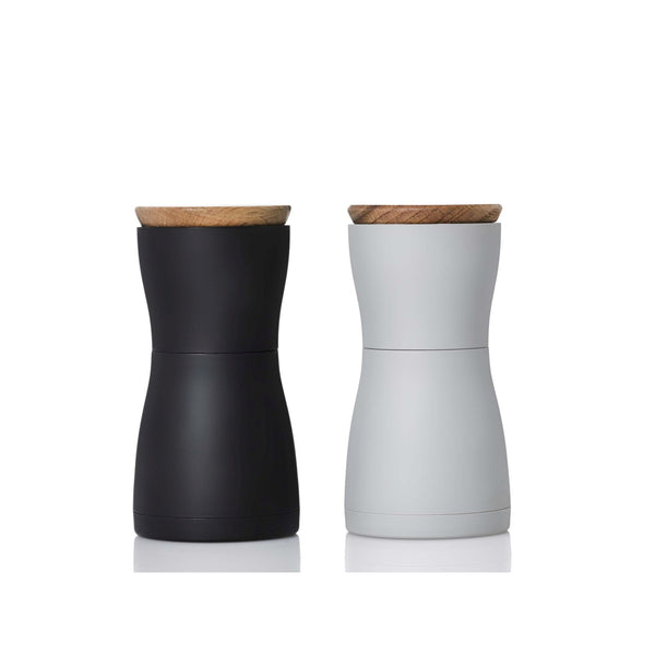 Wooden Pepper + Salt Mill Salk