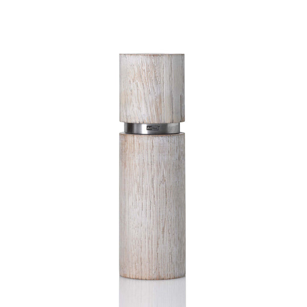 Pepper or Salt Mill in White