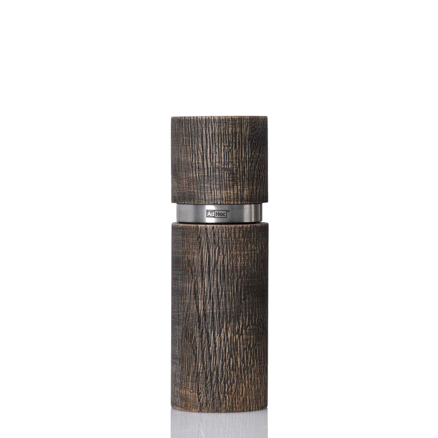 Small Pepper or Salt Mill in Black