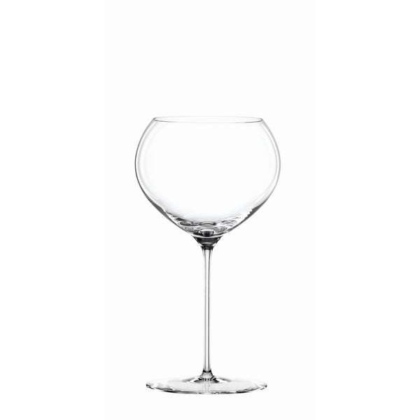 Novo Burgundy Wine Glasses, Set of 2