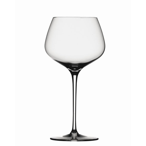 Willsberger Burgundy Glasses, Set of 4