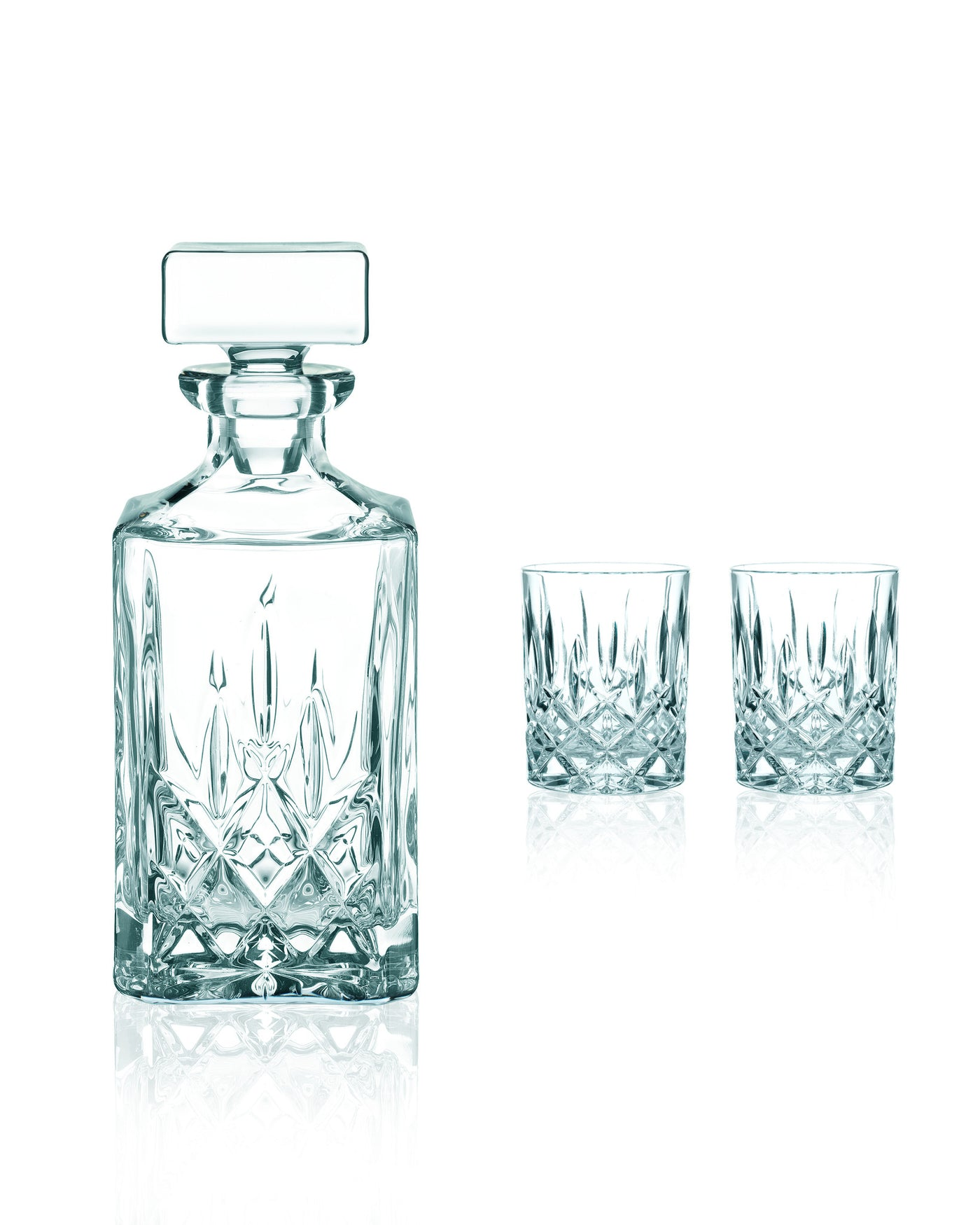 Noblesse Whiskey Set (Set of 3)