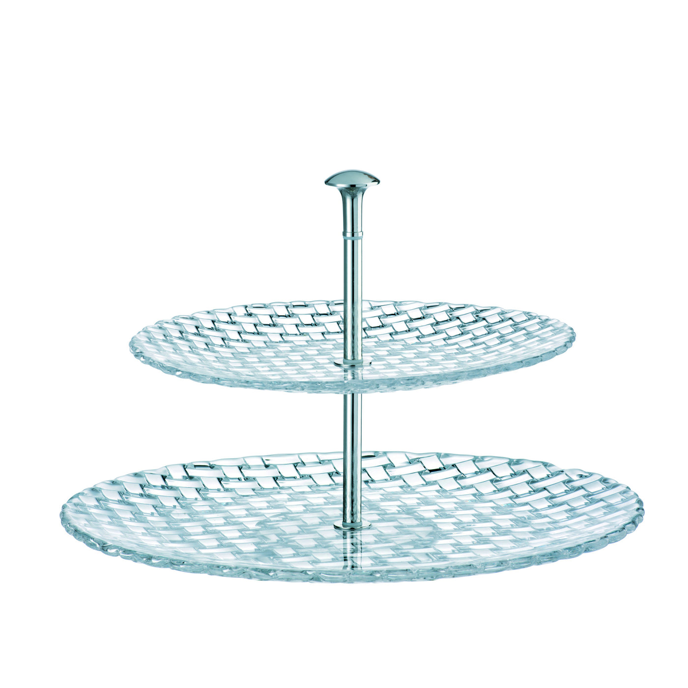 Bossa Nova Two Tier Tray