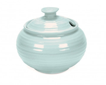 Celadon Collection Covered Sugar Jar