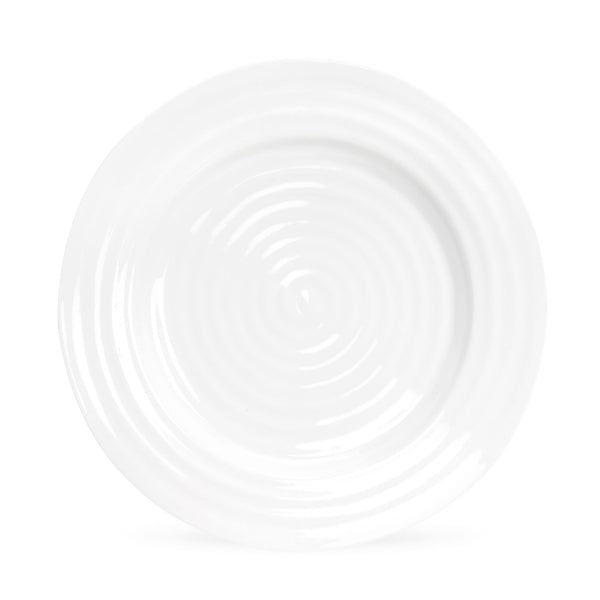 White Collection Luncheon Plate