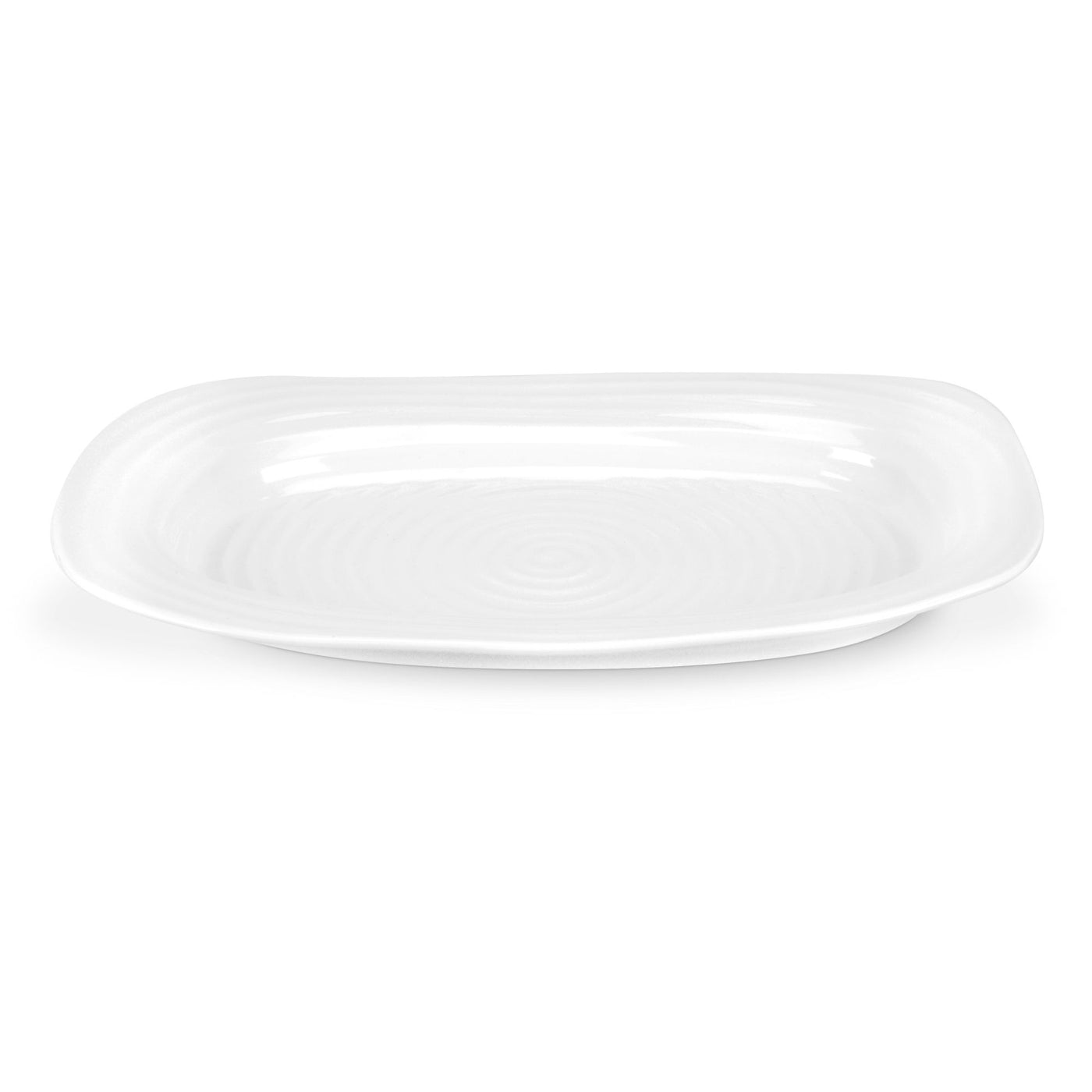 White Collection Sandwich Tray