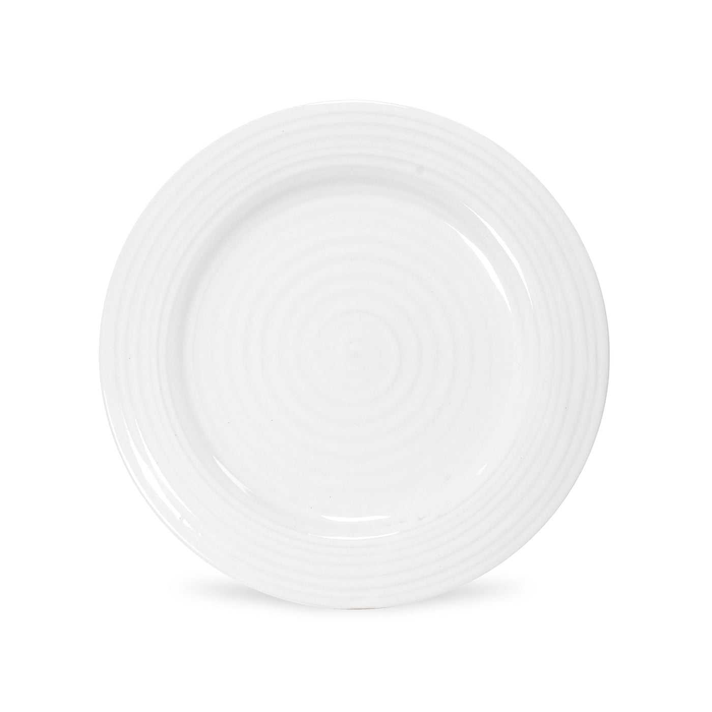 White Collection Salad Plate