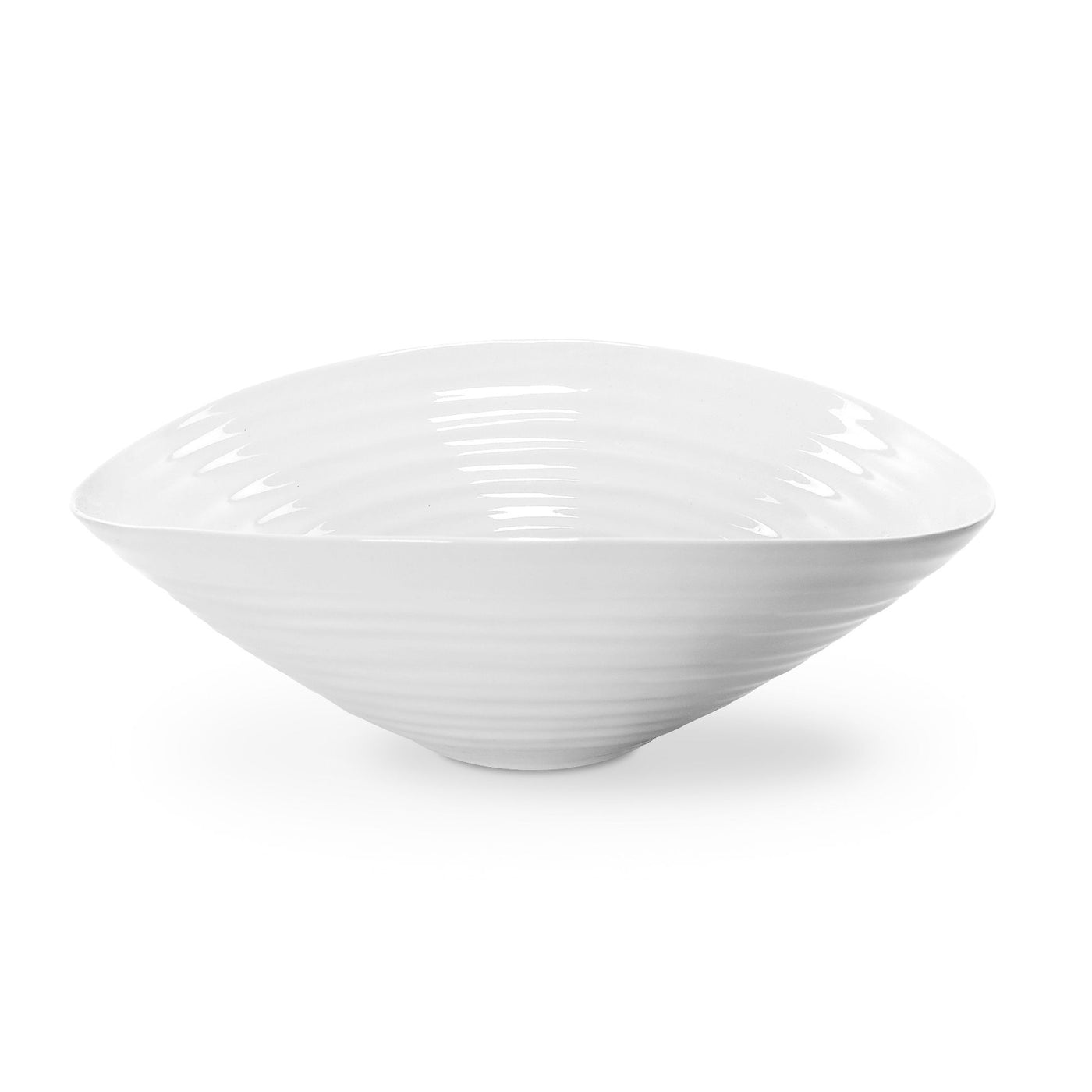White Collection Medium Salad Bowl