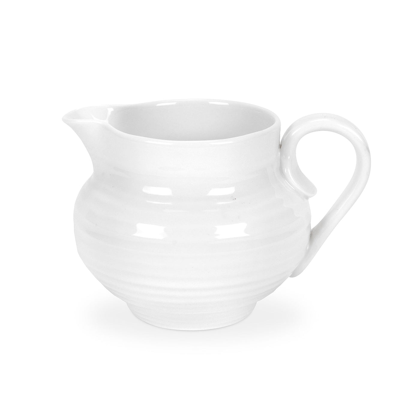 White Collection Creamer