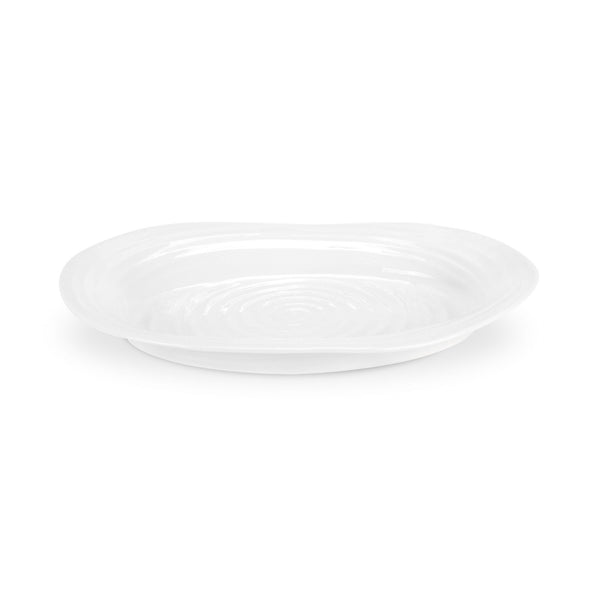 White Collection Medium Oval Platter