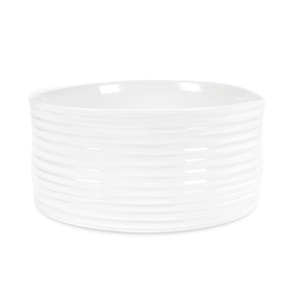 White Collection Soufflé Dish
