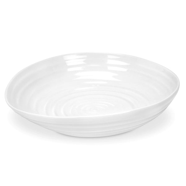 White Collection Pasta Bowl