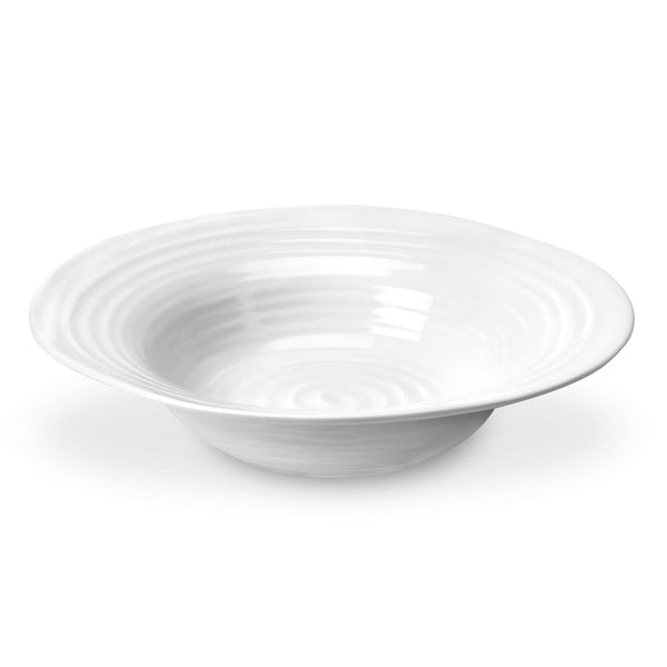 White Collection Bistro Bowl, Set of 2