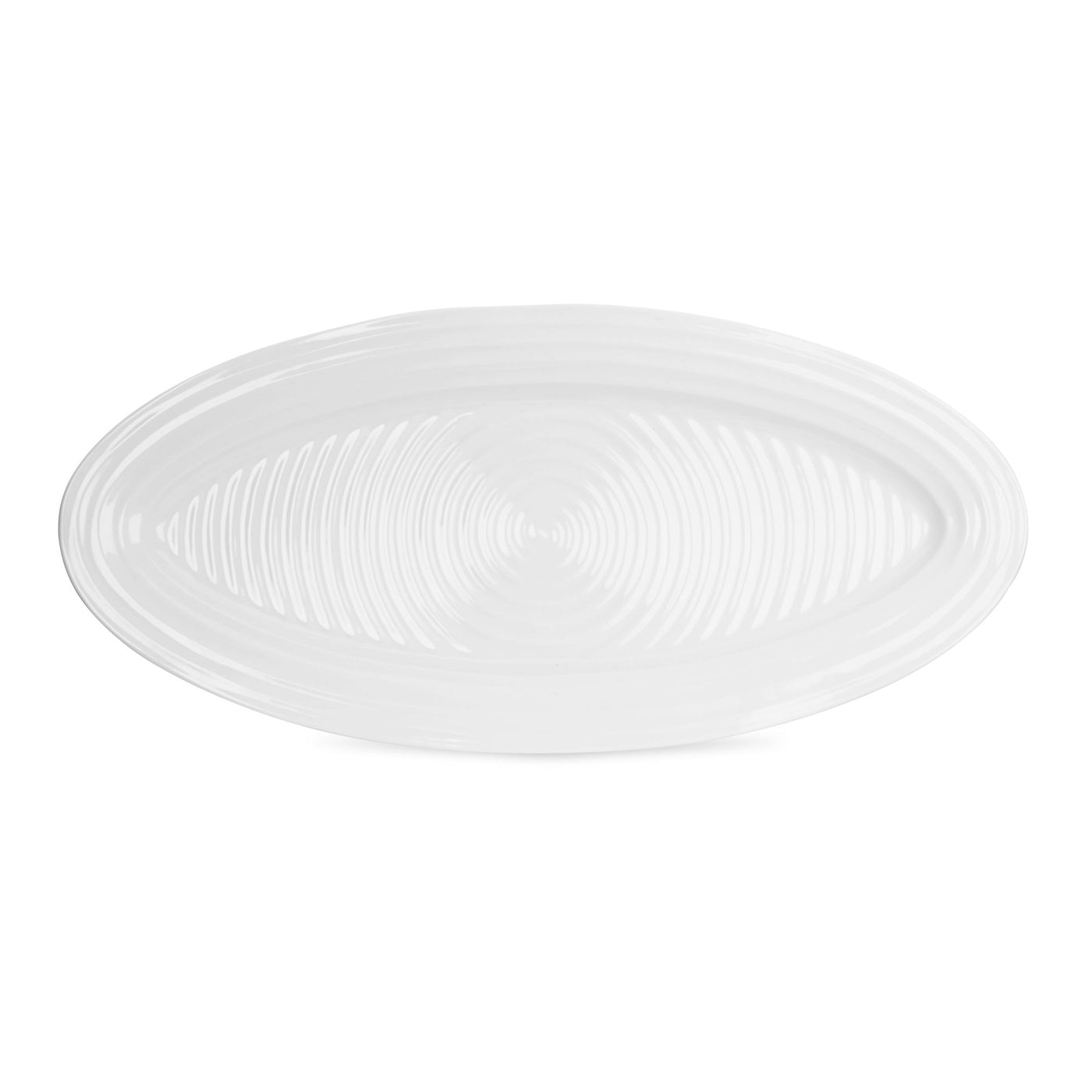 White Collection Fish Platter