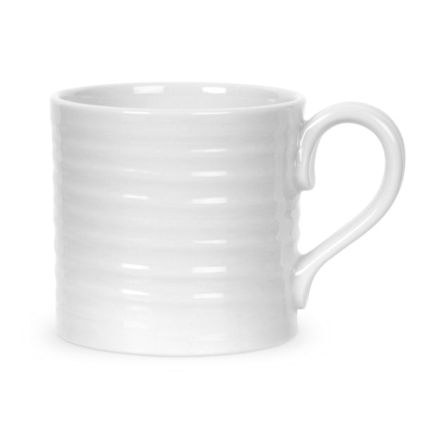 White Collection Short Mug 8oz