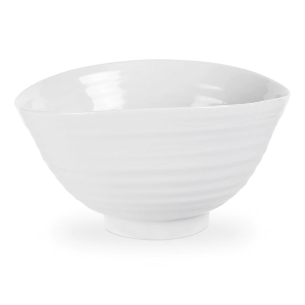 White Collection Rice Bowl